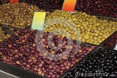 les bienfaits des olives noires